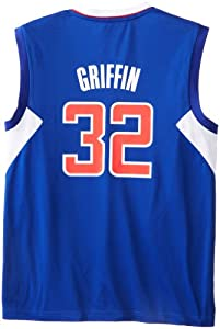 NBA Los Angeles Clippers Blue Replica Jersey Blake Griffin #32 by adidas