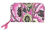 Vera Bradley Accordion Wallet (Prisci…