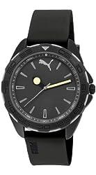 Puma PU103421005 Active All Black Reel 3HD Watch