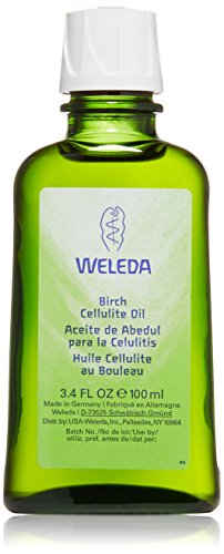 Weleda, Olio cellulite alla betulla, 100 ml