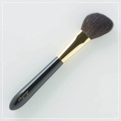 あかしや akashiya化粧筆 ハイグレードBGタイプ ハイライト H6ーBG 25g