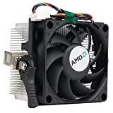 "AMD Socket AM2 Aluminum Heat Sink & 2.75"" Fan w/4-Pin Connector up to Athlon X2 5000"