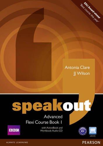 Speakout. Advanced flexi. Student's book. Con espansione online. Per le Scuole superiori: 1