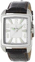Bulova Men's 96A117 Adventurer Vintage-Look Dial Watch