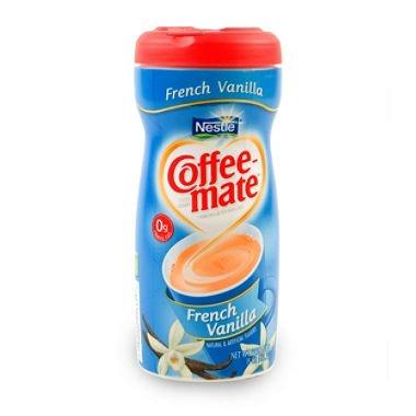 Coffee-Mate Powdered Creamer - French Vanilla Flavor - 15 Fl Oz - 1 / Each
