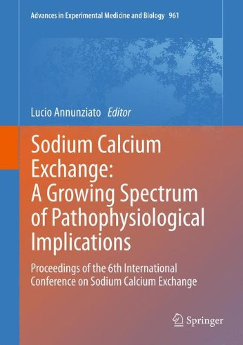 Sodium Calcium Exchange: A Growing Spectrum of Pathophysiological Implications: Proceedings of the 6th International Con