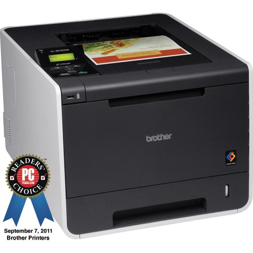 Brother HL4570CDW Color Laser Printer  Wireless