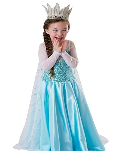 BuyChic Little Girls' Summer Dress-Dress for your Princess,style 04