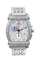 Aqua Master Unisex Half-Full Case Diamond Watch, 2.50 ctw