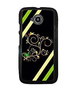 Fuson 2D Printed Designer back case cover for Motorola Moto E2 - D4354