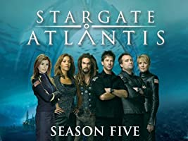 Stargate Atlantis Season 5 [HD]
