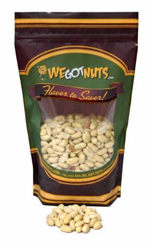 Raw Virginia Peanuts (1 Pound Bag) - We Got Nuts