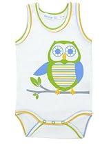 Little Owl - Summer Babybody - 6-9M