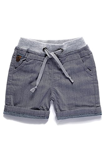 Little-Guest Baby Boys' Clothes Casual Knee-Length Shorts B218 (24-30 Months, Dark Grey) Bottoms Casual Shorts