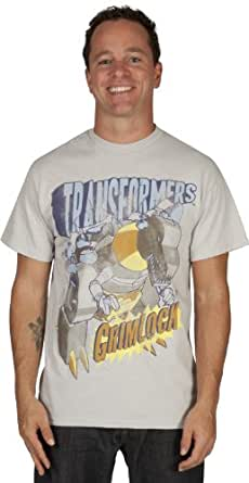 Transformers Grimlock T-shirt, Grey