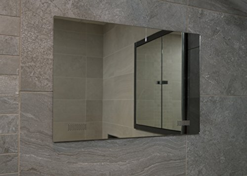 WaterVue 24inch Mirror Waterproof Bathroom TV