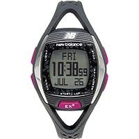 [ニューバランス]new balance 腕時計 EX2 901 心拍計測機能搭載ランニングウォッチ グレー×ピンク EX2-901-102 レディース 【正規輸入品】