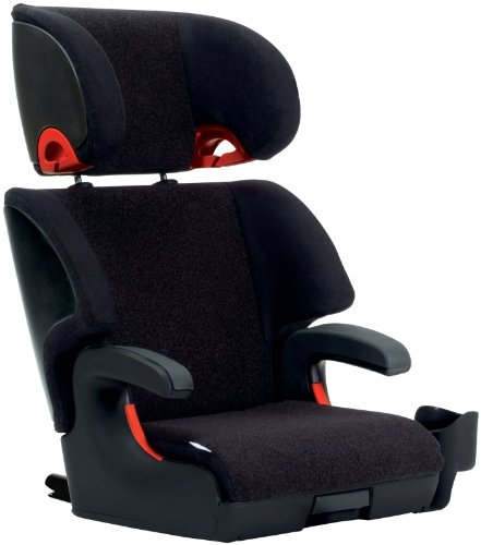 Clek Oobr 2014 Full Back Booster Seat, Shadow