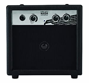 first act practice size guitar amplifier ma104 first act musical instruments. Black Bedroom Furniture Sets. Home Design Ideas