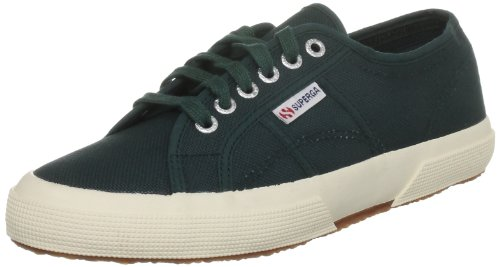 Superga 2750-Cotu Classic Sneaker, Donna, Verde (Green Pine), 38