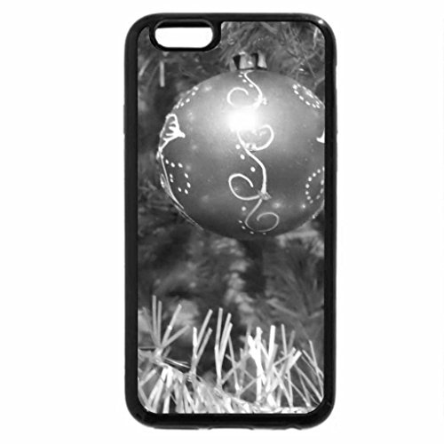 iPhone 6S Plus Case, iPhone 6 Plus Case (Black & White) - ORNAMENTS