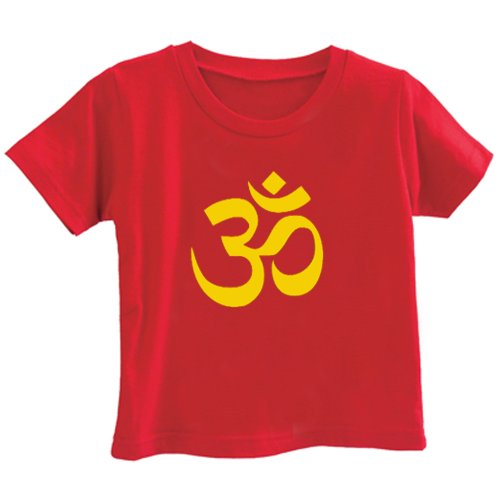 Ohm Shanti Toddler T-Shirt (2T) front-48490