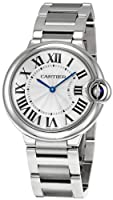 Cartier Midsize W69011Z4 Ballon Bleu Stainless Steel Watch from Cartier