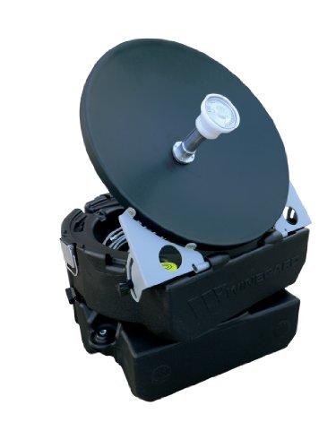 Winegard Gm-Mp1 Carryout Black Mp1 Manual Portable Satellite Tv Antenna