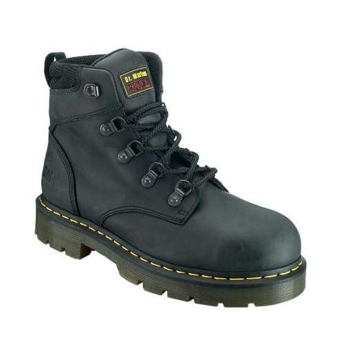 dr martens 750 chukka boots steel toe cap work wear ebay