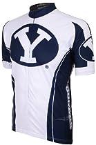 NCAA BYU Cycling Jersey,Large