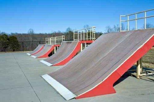 Skateboard Ramps - 24