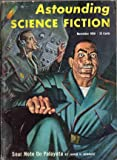 Astounding Sceince Fiction - November 1956 (0202856119) by Isaac Asimov