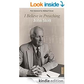 I Believe in Preaching (Hodder Contemporary Classics)