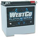 ◆(G) WESTCOバッテリー 97年以降ツアラー OEM 66010-97C