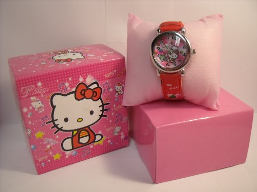 Hello Kitty Girls Boxed Watch Kids Boys Girls
