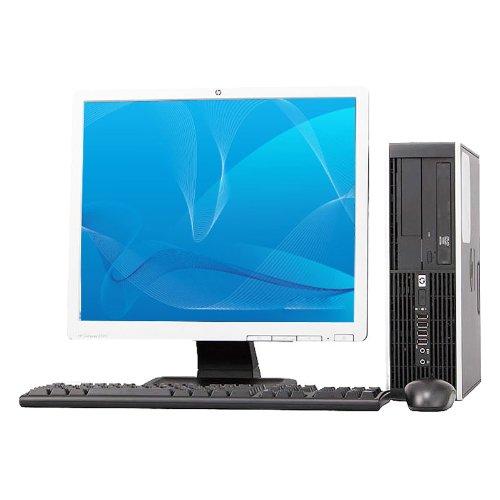 "Hp 8000 Elite Intel Pentium Dual-Core 3200 Mhz 400Gig Serial Ata Hdd 4096Mb Ddr3 Memory Dvd Rom Genuine Windows 7 Professional 64 Bit + 19"" Flat Panel Lcd Monitor Desktop Pc Computer front-564049"
