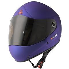 Triple 8 Racer II Blue Full Face Downhill Longboard Helmet Size S M by Triple 8