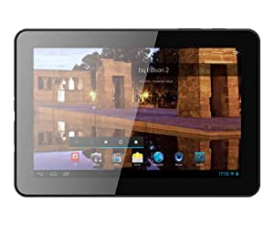 """bq Edison 2 16GB Tablette Tactile 10.1 """" Android Noir"""