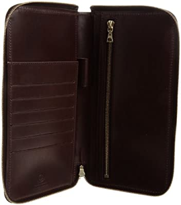 03-5203 Travel Wallet: Cigar