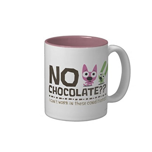 No Chocolate Mugs