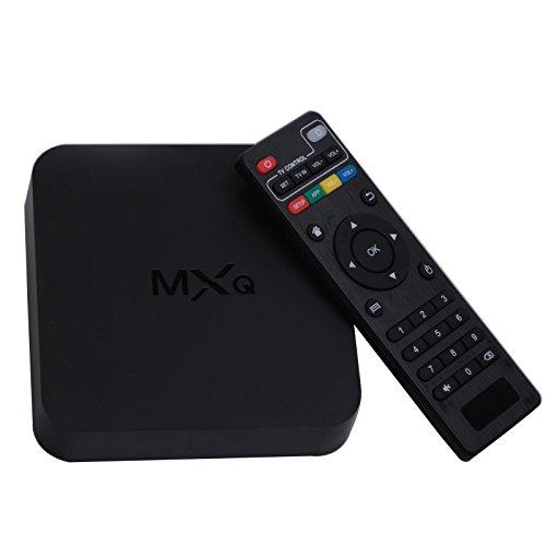 Preyda MXQ Android TV Box, S805 Quad Core KODI/XBMC Smart TV Box Sports Movies Streaming Player
