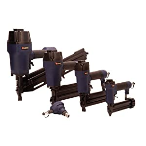Campbell Hausfeld 5-Tool Framing Nailer Air Tool Kit from Campbell Hausfeld