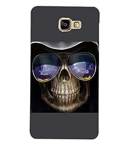 Axes Premium Designer Back Cover for Samsung Galaxy A9 (2016) (-d845