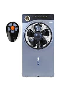 Lava Heat Italia Lava Aire Italia MFH-2 SW Misty Cooler, Silver and White at Sears.com