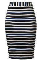 Trina Turk Ashby Skirt in Brilliant Blue