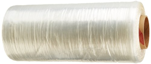Pratt Plus ST.I-15V.20 Polyethylene Standard Bundling Cast Stretch Wrap, 2000' Length x 15