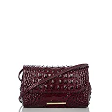Carina Shoulder Bag<br>Black Cherry Melbourne