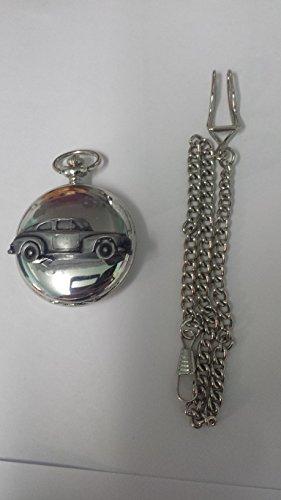 volvo-pv444-ref280-effetto-peltro-emblema-argento-lucido-regalo-per-uomo-orologio-da-tasca-al-quarzo