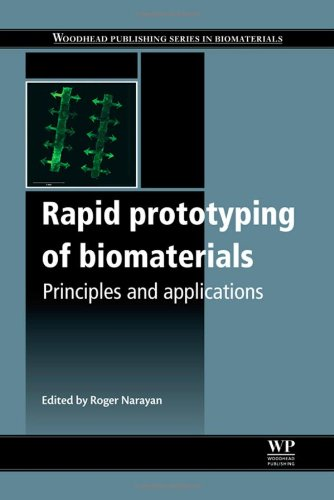 Rapid Prototyping of Biomaterials: Principles and Applications
