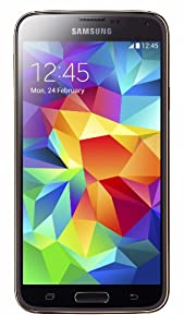 Samsung Galaxy S5 G900A 4G LTE 16GB Unlocked GSM Android Phone - Gold - International Version